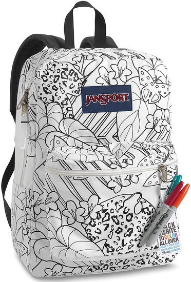 JanSport Super G School Backpack ($29)