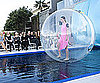 Australia's Next Top Model Episode 3 Walking in Bubble Runway Challenge