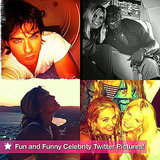 Jessica Simpson, Ian Somerhalder, Bar Refaeli, and More in This Week's Fun and Funny Celebrity Twitter Pictures!