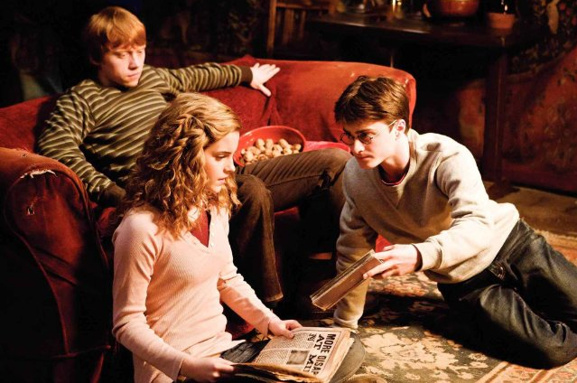 The Science of Harry Potter