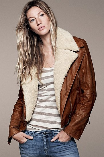 Gisele Bundchen for Esprit.