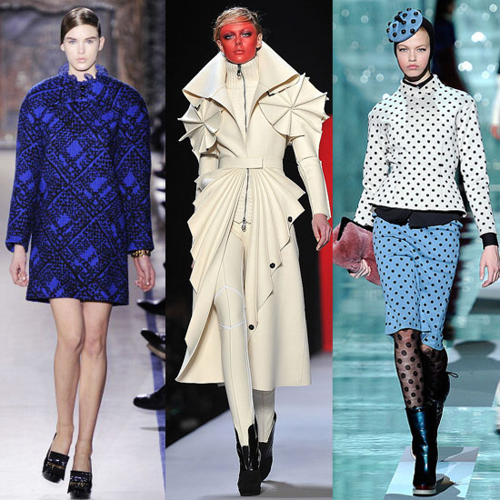 Crazy Fall 2011 Fashion Trends