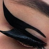 Would You Wear an Eyeliner Sticker? 