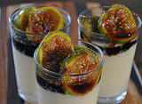 Caramelized Fig Mousse