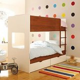 Rainbow Shared Bedroom For Kids