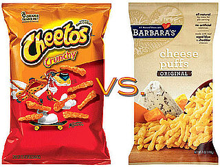 Comparison of Mainstream Snacks and Their Healthy Versions
