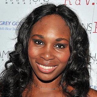 Venus Williams's Smoky Eye Makeup