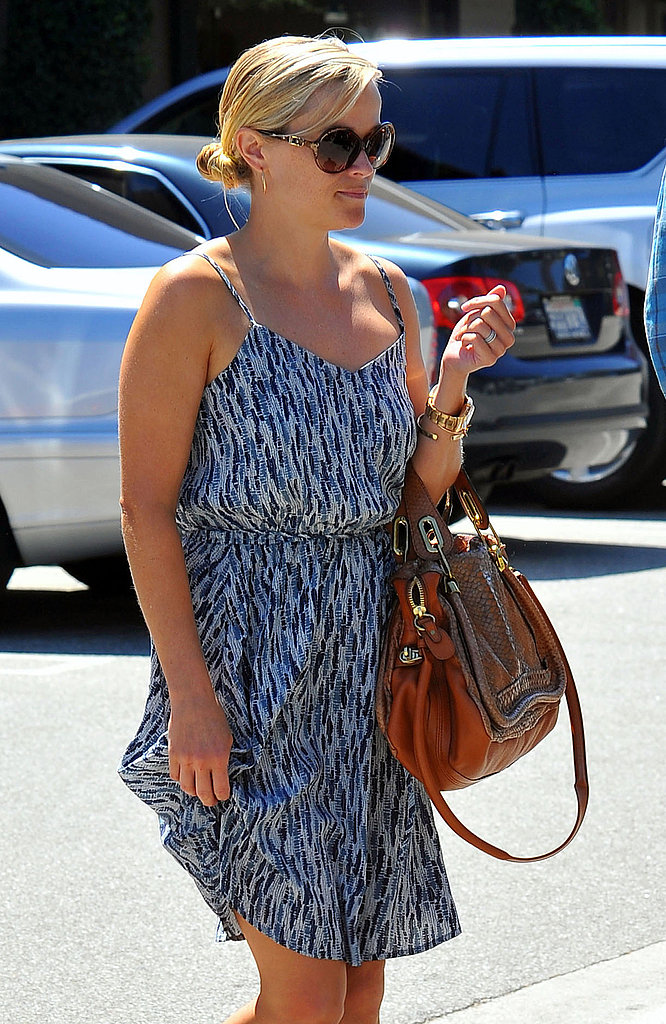 Reese Witherspoon in LA.