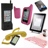 Wacky Cell Phone Accessories