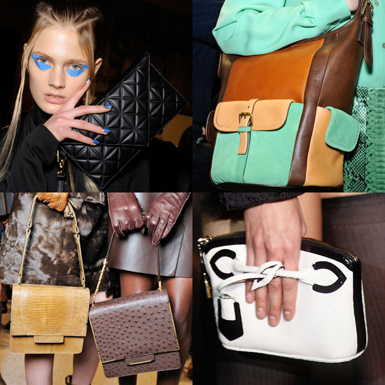 See the Most Fabulous Bags From Paris Fashion Week!