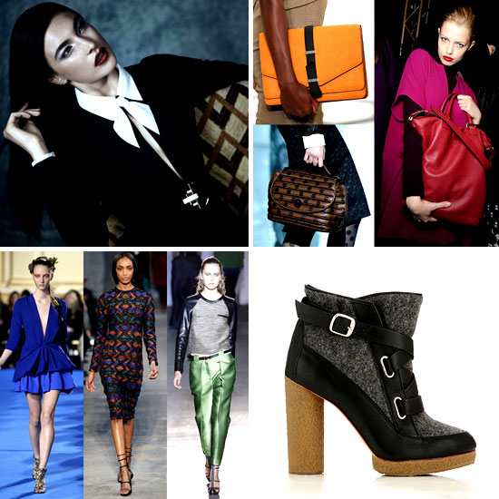 Get Your Fall Fashion Fix With Our 2011 Trend and Style Guide