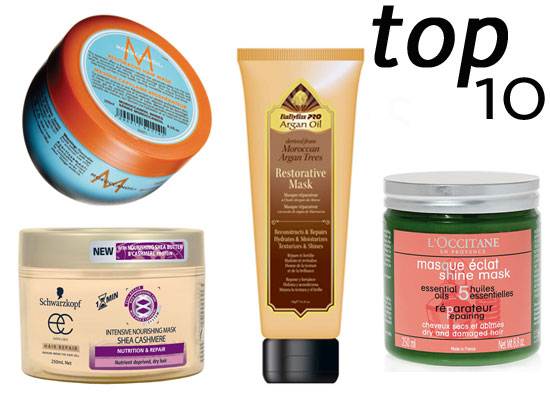 10 of the Best: Restorative Hair Masks to Revamp Your Locks