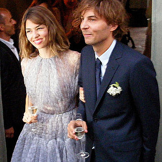 Sofia Coppola Italian Wedding Pictures