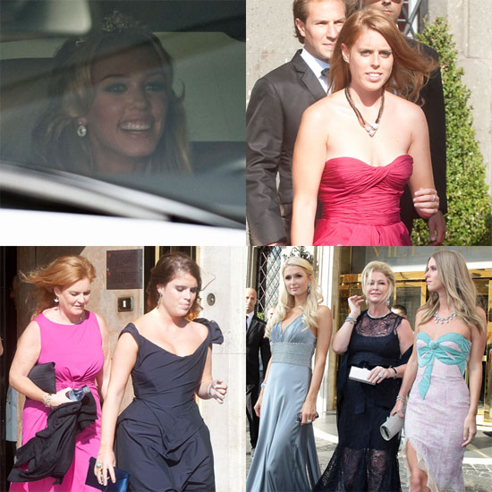 Petra Ecclestone 39s Wedding Guest Pictures Previous 1 31 Next