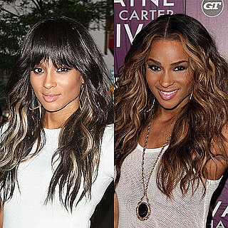 Celebrities' New Hair Color For Fall 2011