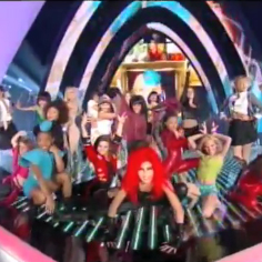Video of Britney Spears Tribute at 2011 MTV Video Music Awards