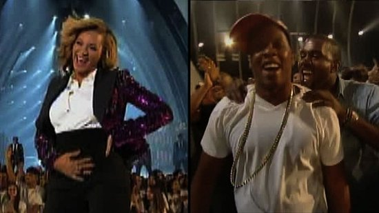 Video: Beyoncé Celebrates Her Pregnancy at MTV VMAs With Proud Jay-Z!
