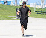 Kellan went for a jog.