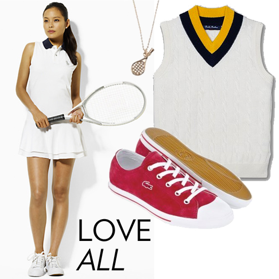 It's the US Open! Cute Tennis Gear to Look as Good as the Pros