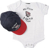 Baby's First New Jersey Nets Clothing ($20)