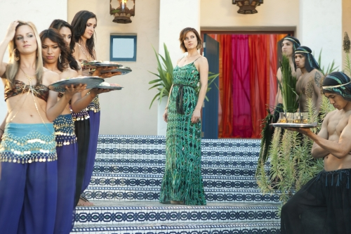 Jessica Stroup as Silver on 90210.  Photo courtesy of The CW