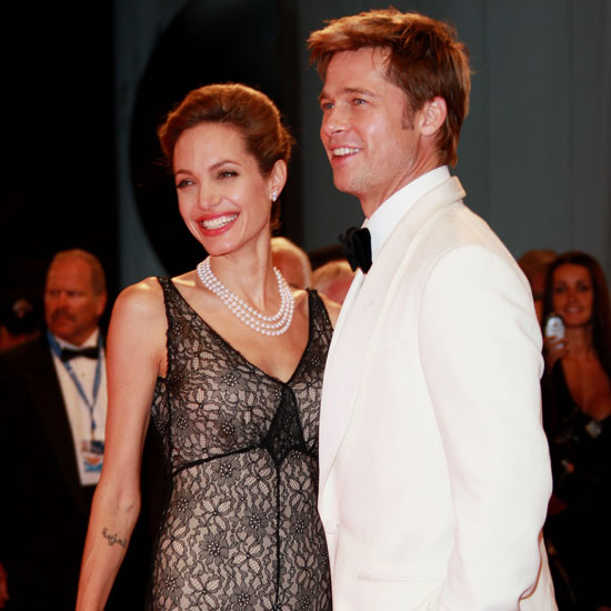 Angelina Jolie was by Brad Pitt's side for the premiere of The Assassination of Jesse James in 2007.