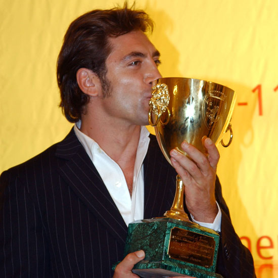 Javier Bardem won for Best Actor in The Sea Inside at the 2004 festival.