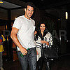 Kim Kardashian and Kris Humphries in NYC After VMAs