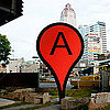 Google Map Street Art
