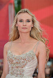 Diane Kruger Sparkles in Elie Saab on the First Venice Red Carpet!