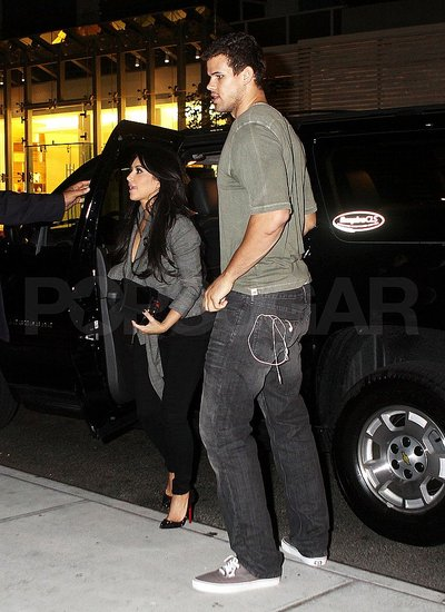 Kim Kardashian and Kris Humphries Settle Into Their Big City Life
