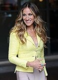 Sarah Jessica Parker in London.
