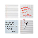 Notebook Message Boards ($36)