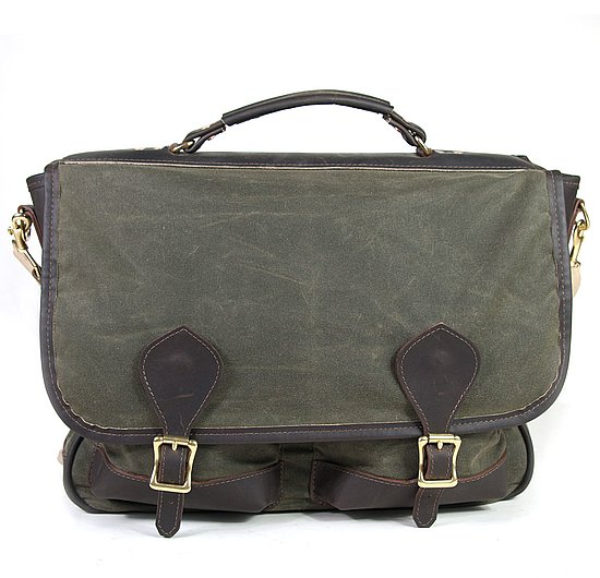 Woolrich Lined Washburn Angler Bag
