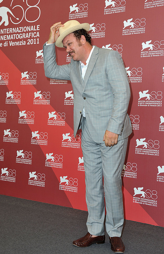 John C. Reilly for Carnage.
