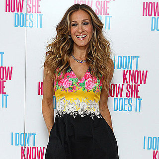 Sarah Jessica Parker Pictures For I Don't Know How She Does It