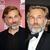 Christoph Waltz Is Hotter . . .