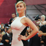 Kate Winslet Mildred Pierce Premiere Pictures in Venice