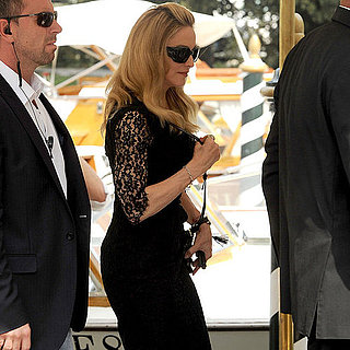 Madonna Pictures at the Venice Film Festival