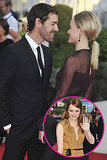 Kate Bosworth and Michael Polish Share Some PDA and Join Emma Stone at the Deauville Film Festival