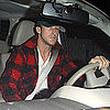Ryan Gosling Pictures Leaving the Chateau Marmont