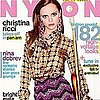 Christina Ricci on the Cover of Nylon September 2011 Issue