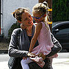 Pregnant Jennifer Garner Pink Party 2011 Pictures