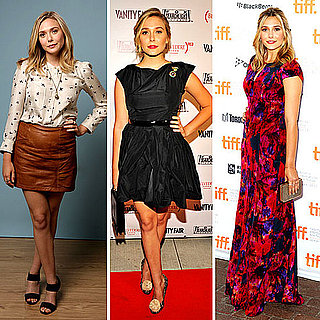 Elizabeth Olsen's Outfits at the Toronto Film Festival