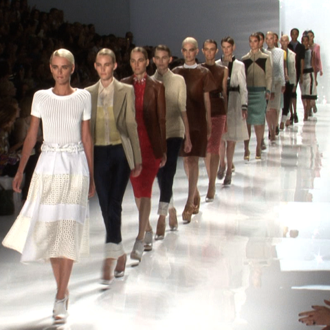 Derek Lam Spring 2012 Runway Video