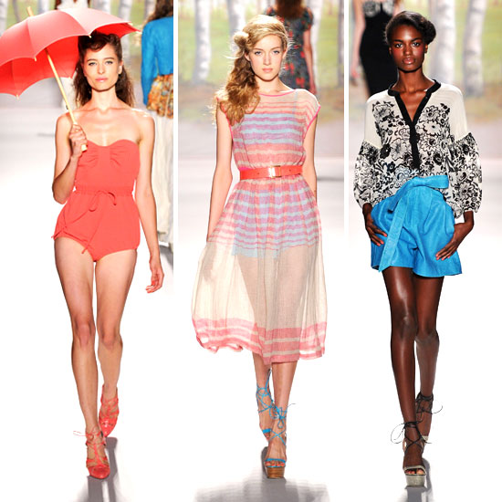 Tracy Reese: Spring 2012