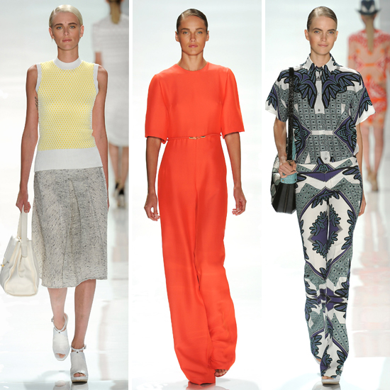 Derek Lam: Spring 2012