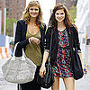 Street Style at New York Fashion Week September 11, 2011