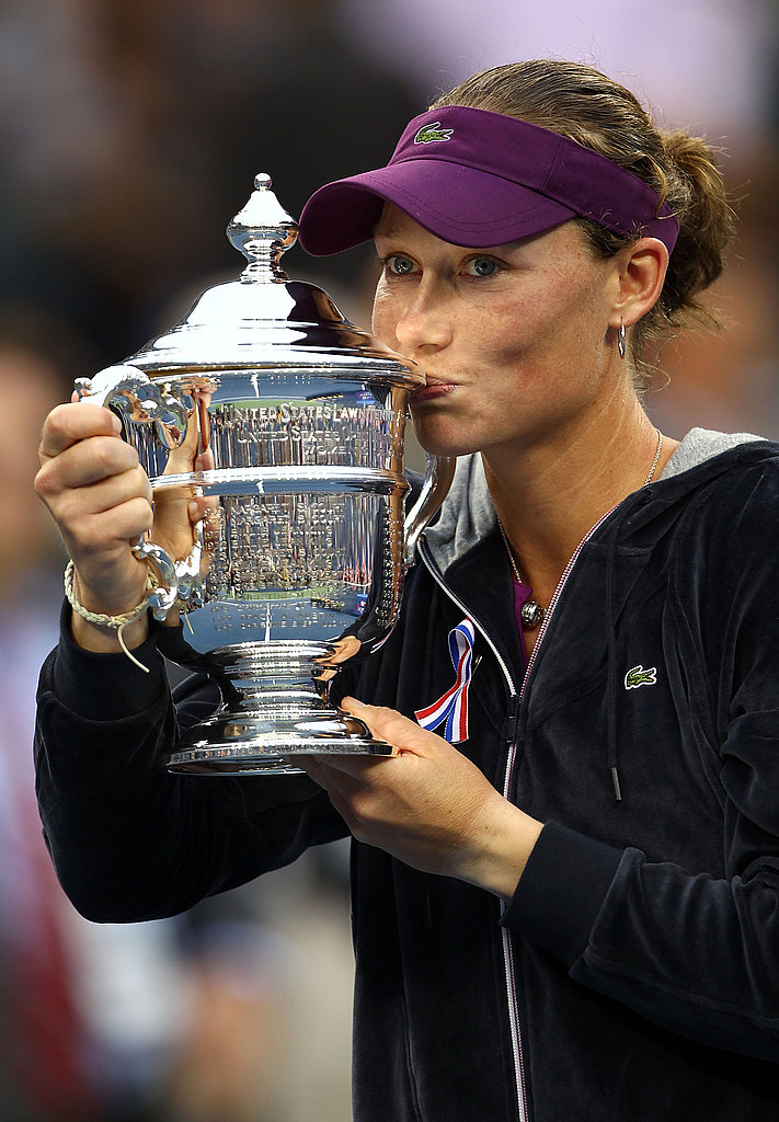 Samantha Stosur Wins the Women's Final at the US Open!