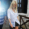 Gwyneth Paltrow Pictures in Short Shorts